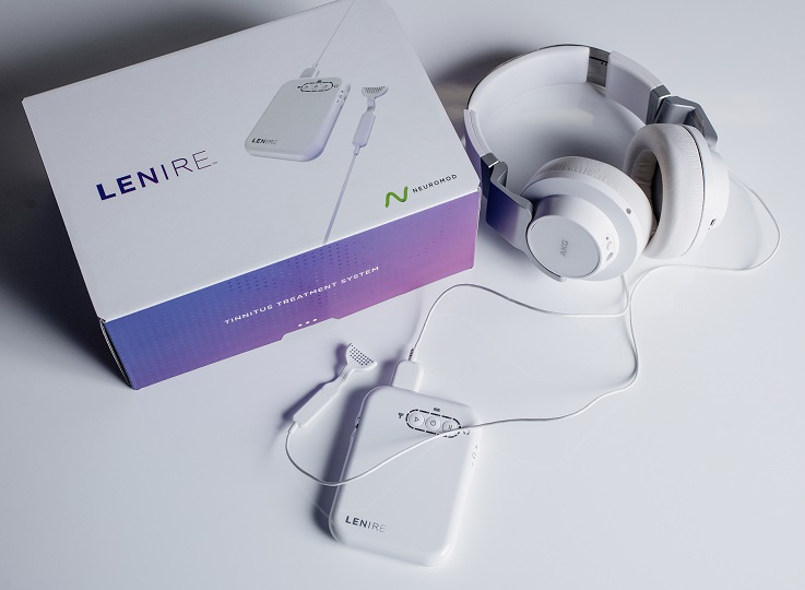 the lenire device package