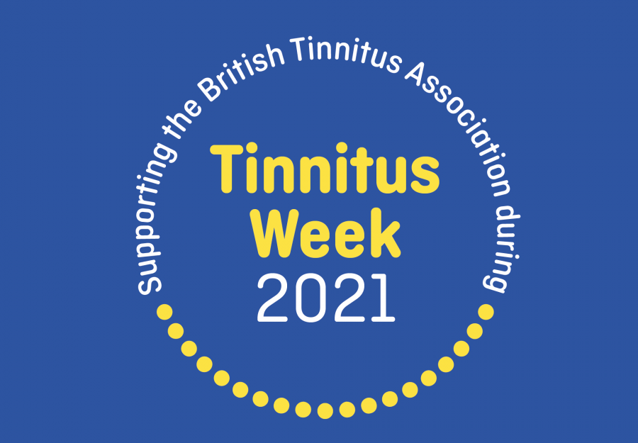 BTA Tinnitus Week 2021 logo